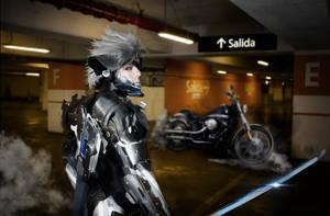 RAIDEN METALGEAR cosplay by G-cosplayer