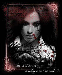 Sad Christmas... by jha