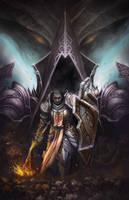 Crusader by EspadaRyaN