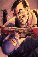 Revenge Kill by infamously-dorky
