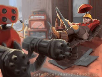 Engie by infamously-dorky