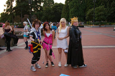 KingdomHeartsKumoricon2011 by BreannaInJapana