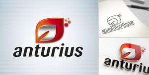Anturius Logo by tutom