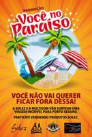 Cartaz Promocional Solez by tutom