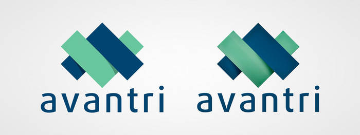 Logo AVantri by tutom