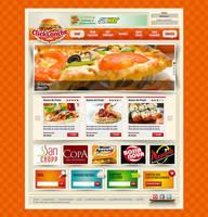Restaurant website by tutom