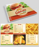 Cebolinha Burger - Menu Restaurant by tutom