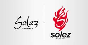 Rebranding Logo - Solez Strings by tutom
