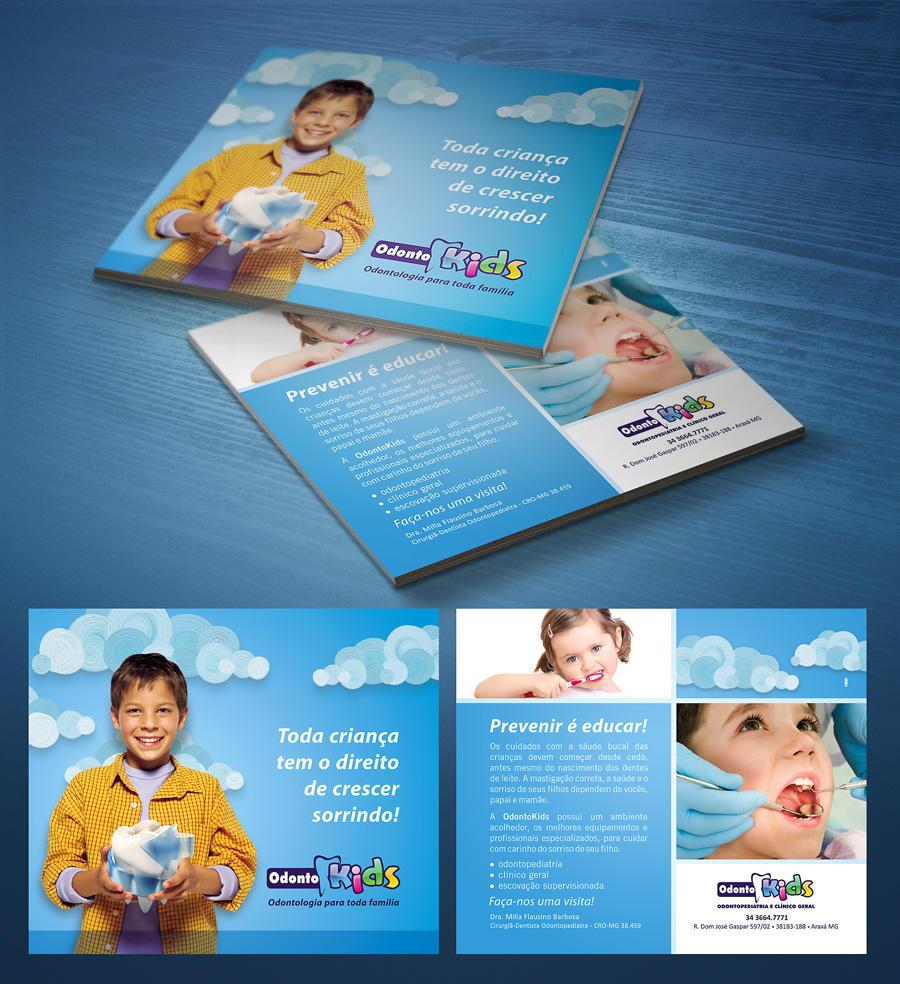 Odonto Kids flyer by tutom