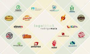 Logo-folio by tutom