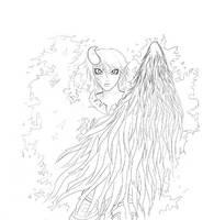 Zine - finished sketch by samoo-art