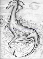 Dragon by samoo-art