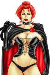 Black Queen by Evandion