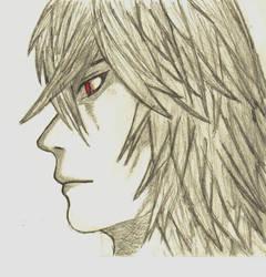 Mikami Death Note by lstinwonderland