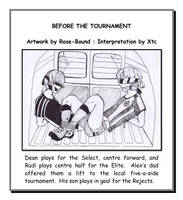 Before The Tournament by xtcgm