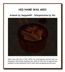 HIS NAME WAS AKIO by xtcgm