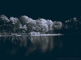 IR Lake (Nov/2015) by KBeezie