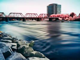 05/19/2017 - The Blue Bridge by KBeezie