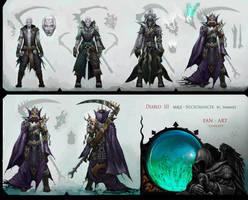 Necromancer by SammaeL89