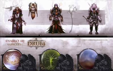 Druid by SammaeL89