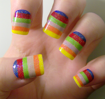 Stripes by KayleighOC