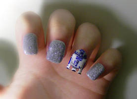 R2-D2 by KayleighOC