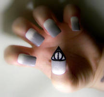 Deathly Hallows by KayleighOC