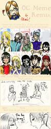 OC Meme by Akai by Akailein