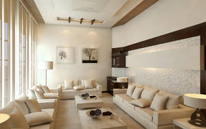 Drawing Room by jeetdesignz