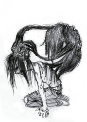 Inner Demons by Cosmiksquirel