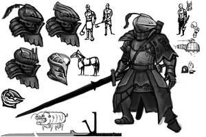 Monster Hunter Concept 1 by KidneyShake