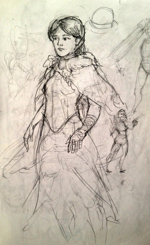Sketch 1-10 by KidneyShake