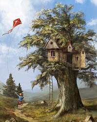Child's dream by DoloresLunasa