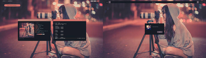 [openbox and lightdm] in the night by riefachan