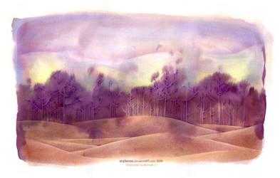 Sunrise by arghavan