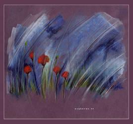 '' the rain '' by arghavan