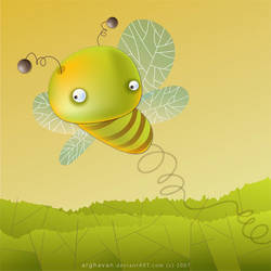 To Bee Or Not to Bee by arghavan