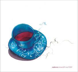 My Late Cup Of Tea by arghavan
