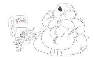 Doughboy by Ramironia