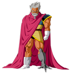 Emperor Paragus by lssj2