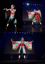 Kusuriuri - Show time by Anniina85