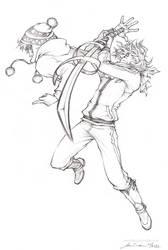 Let's go, Yukine! by Anniina85