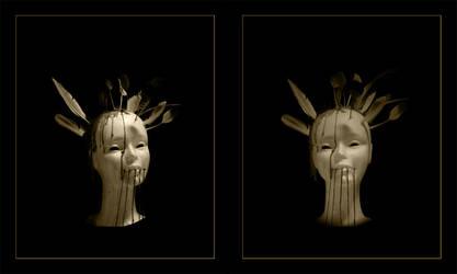 CHILD OF UNIVERSAL TONGUE by Amoratus