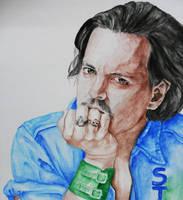 Johnny Depp by ParkashN