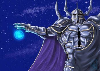 Final Fantasy IV: Golbez by Segnaless