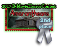 2nd place B-Horror Amarantheans by dragondoodle