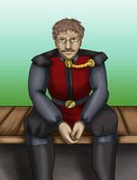 Captain Jace Pyrs - Enrollment by dragondoodle