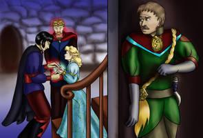Captain Jace Pyrs - Fear by dragondoodle