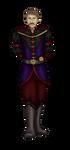 Captain Jace Pyrs - Photoshoot by dragondoodle
