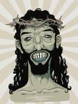 Zombie Jesus by stuntkid